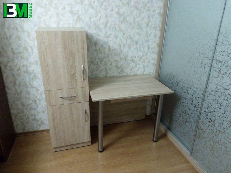 набор мебели в спальню - пенал и стол