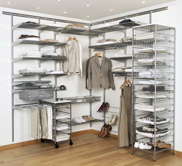 Идеи для вместительных шкафов от ВМ