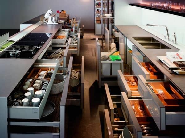 Идеи для функциональной кухни от BM